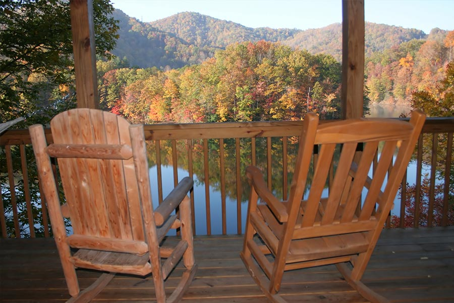 Watauga lake and Boone lake are only a short drive from downtown Blowing Rock and offer fishing, boating, and relaxing views.