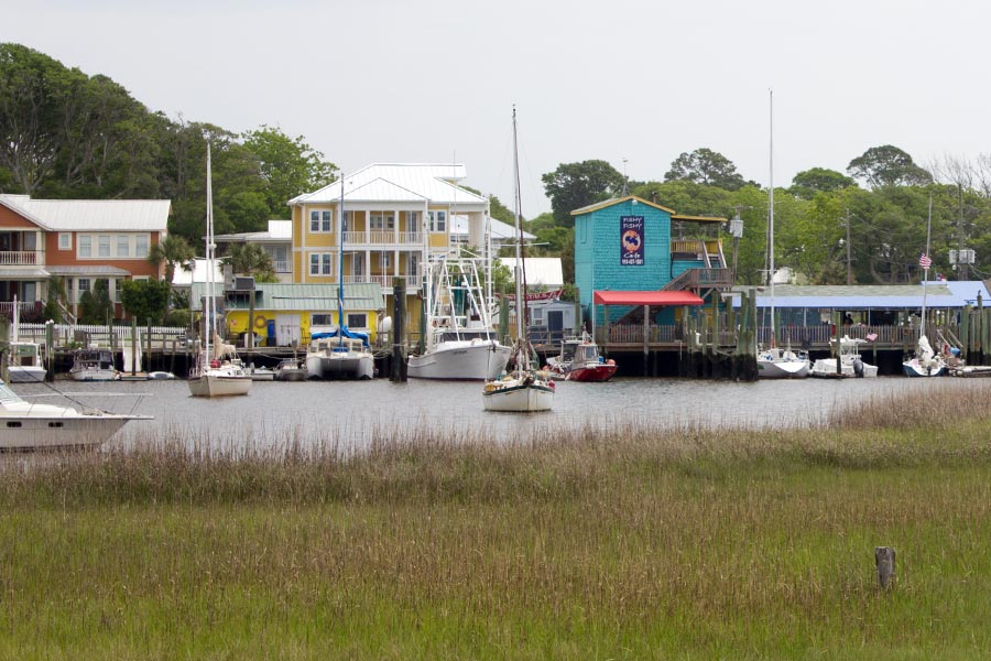 Southport, NC is a unique waterside community with some great dining and shopping options for everyone.
